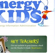 The U.S. Energy Information Administration Has a Kids Page