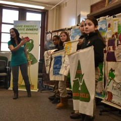 Save Energy Save Dinero Live Presentation clip with teacher commentary