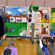 Sanderson Academy takes the the Save Energy Save Dinero Challenge ™