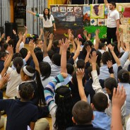 William N Deberry School accept the Save Energy Save Dinero Challenge!