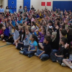 Stearns Elementary Welcome the Save Energy Save Dinero Challenge
