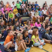 Green Eco Warriors kick off the 2014-2015 School Year at Farmington River School