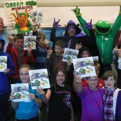 Northfield Elementary accept the Save Energy Save Dinero Challenge!
