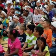 Green Eco Warriors visit Oliver Ellsworth Elementary School, Windsor, CT
